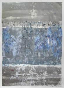 Les anges - 50 x 70 cm - 2012