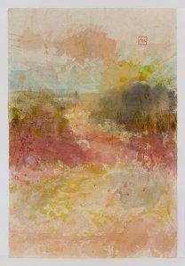 Soie - 50 x 75 cm - 2012