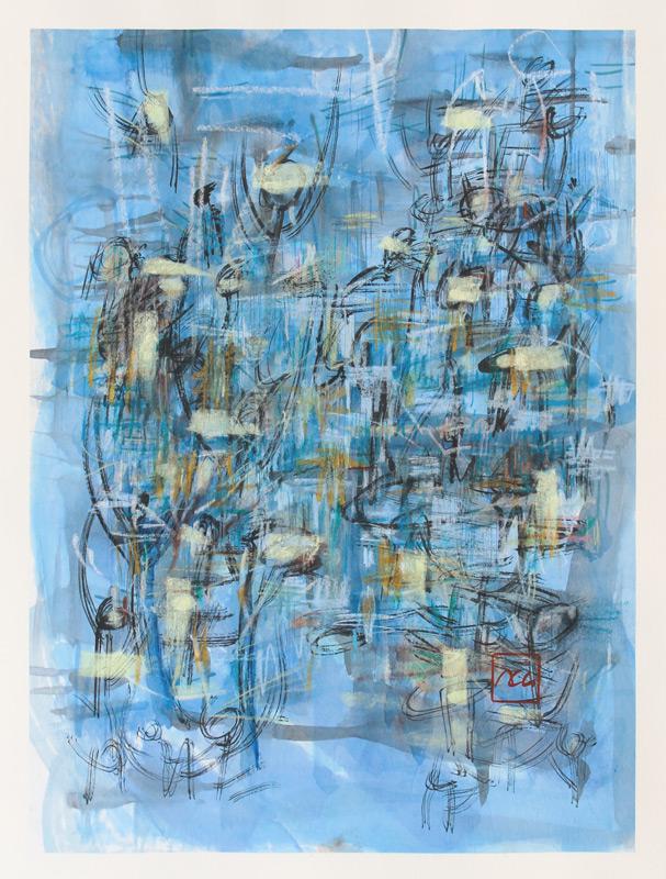 Sans titre (2) – 30 x 40 cm - 2014