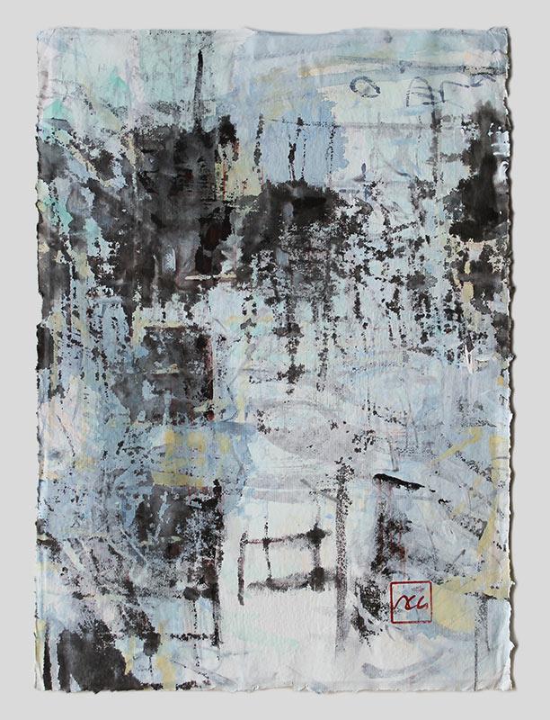 Hiver – 30 x 40 cm - 2014
