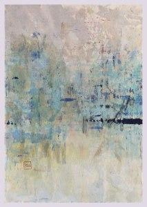 Présence - 45 x 65 cm - 2015