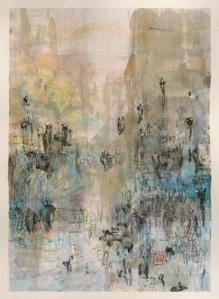 Sans titre (7) - 50 x 70 cm - 2016