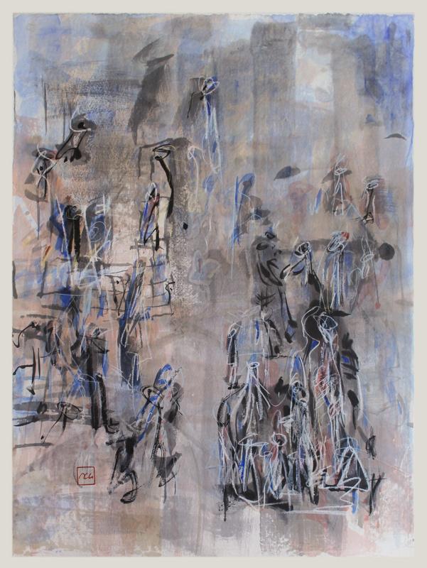 Sans titre (4) - 56 x 75 cm - 2015