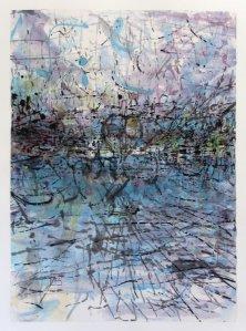 Entrez dans le rêve - 50 x 70 cm - 2012