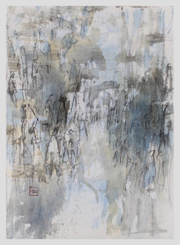 Sans titre (9) – 50 x 70 cm – 2018