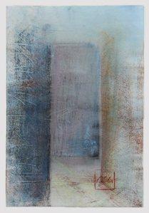 Entrez dans le rêve (4) – 18 x 26 cm – 2019