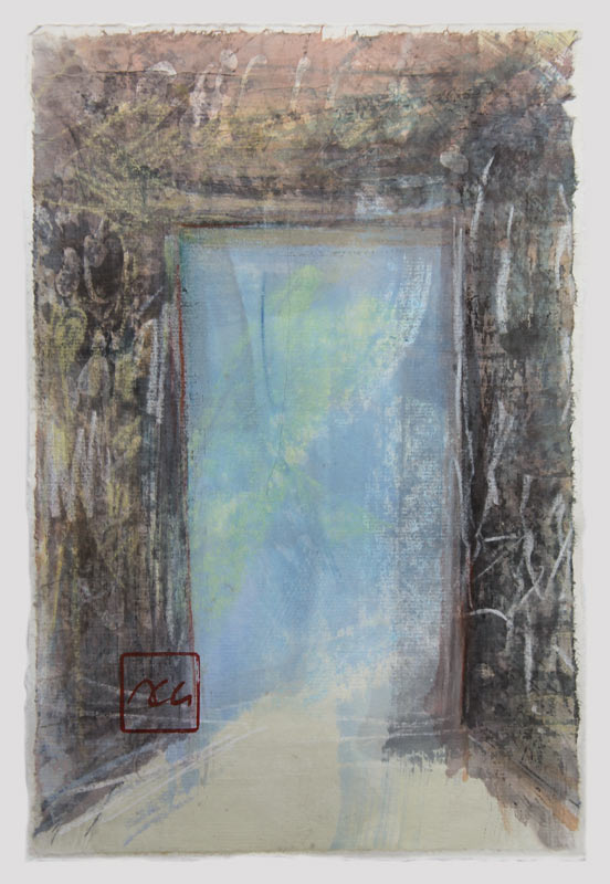 Entrez dans le rêve (2) – 18 x 26 cm – 2019