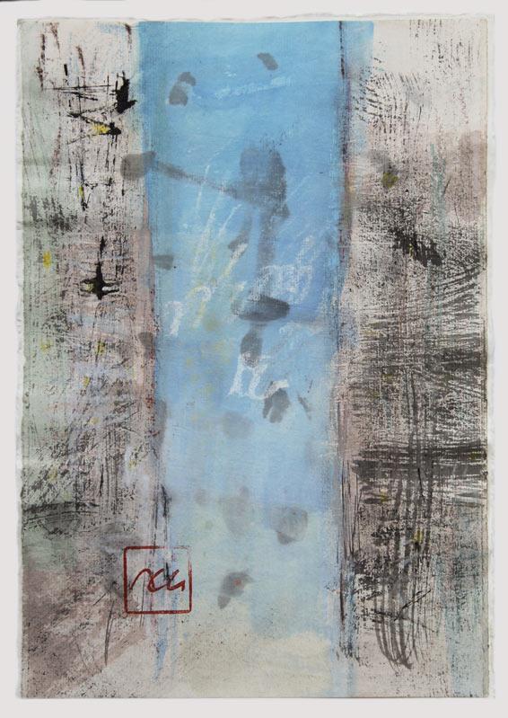 Entrez dans le rêve (3) – 18 x 26 cm – 2019