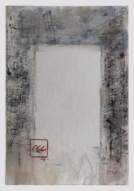Entrez dans le rêve (7) – 18 x 26 cm – 2019